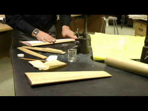 Tutorial 3: paper coating foam wings - UCplvMMDKsHfC4fw_nkyTA4Q