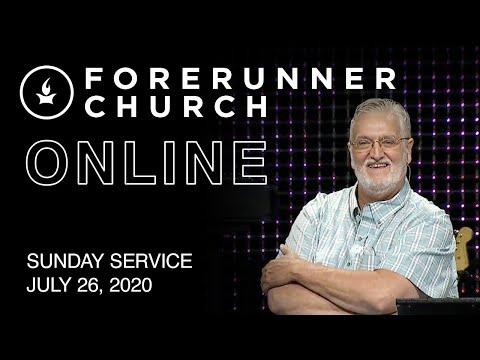 Sunday Service  IHOPKC + Forerunner Church  July 26