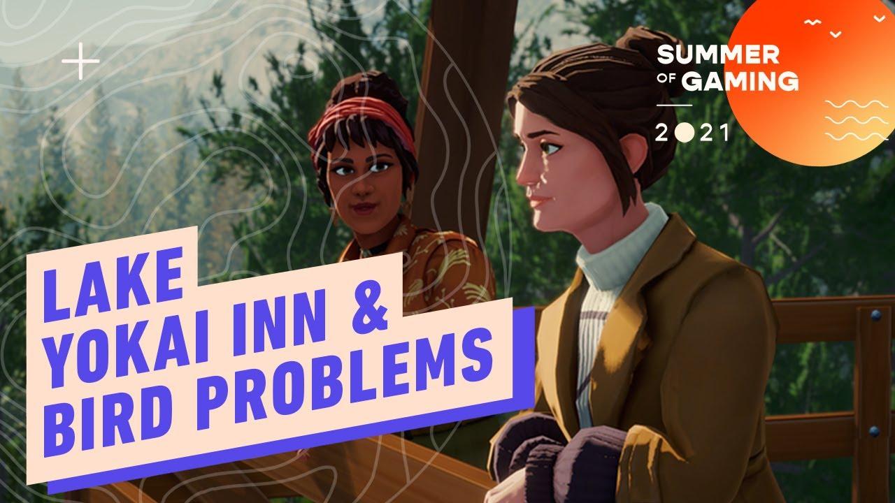 Lake, Yokai Inn, Bird Problems, and More – Summer of Gaming Indie Spotlight