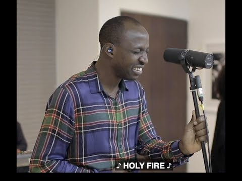 HOLY FIRE  (Spontaneous Song)- TY Bello and Dunsin Oyekan