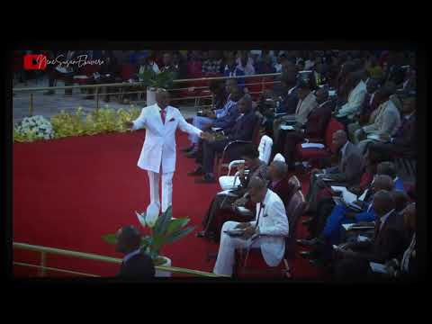 Bishop OyedepoProphetic Blessings at Pre Shiloh Encounter Service