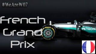 FRENCH GRAND PRIX 2019 || F1 2019 Season