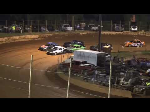 Fwd at Winder Barrow Speedway August 28th 2021 - dirt track racing video image