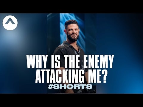 Why Is The Enemy Attacking Me? #Shorts  Steven Furtick
