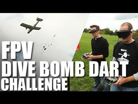 Flite Test - FPV Dive Bomb Dart - CHALLENGE - UC9zTuyWffK9ckEz1216noAw