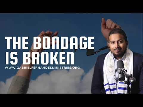 DELIVERANCE FROM ALL DEMONIC PRISONS - POWERFUL PRAYERS WITH EVANGELIST GABRIEL FERNANDES
