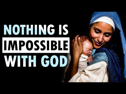 NOTHING is IMPOSSIBLE with God - Morning Prayer