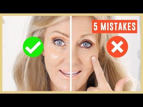 5 Biggest Makeup Mistakes On Mature Eyes Tutorial Over 50 | Fabulous50s - UCiWPU83VmOXjQ6xY0gIrhIQ