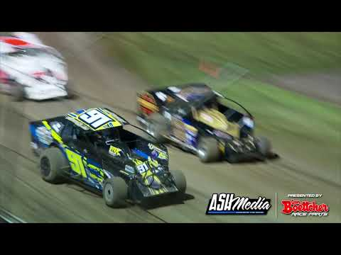 V8 Dirt Modifieds: Mr. Modified R02 - A-Main - Lismore Speedway - 24.04.2021 - dirt track racing video image