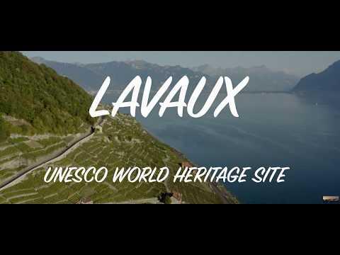 LAVAUX, SWITZERLAND - UNESCO WORLD HERITAGE SITE - [DRONE PERSPECTIVE] - UCZmIbls0bS0nfIb02Tj2khA