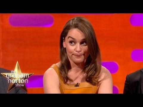 Emilia Clarke Talks About Game of Thrones Deaths - The Graham Norton Show - UC4PziMH5MvvsmqM0VCZTy-g