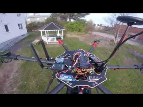 DSLR HexaCopter | 30 min Flight time | Tarot 680 Pro | Multistar 4006 740kv  | Canon 550D - UC-fWo7snC1lqGBsX8OYZEig