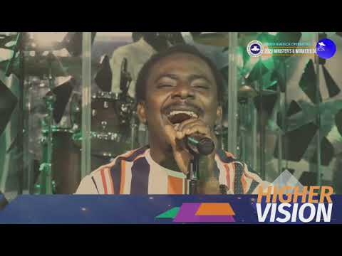 FEMI OKUNUGA MINISTRATION  RCCGNA MINISTERS/WORKERS CONFERENCE 2020 - HIGHER VISION
