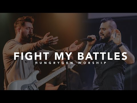 Surrounded (Fight My Battles) Cover - Spontaneous  HungryGen Worship