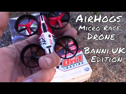 AirHogs DR1 Racing Micro Race Drone Review - UCeSRpE3EiV1mcYQ6h6b8KLw