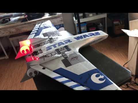 BNF Ritewing Mini Drak - Starwars Theme - UC0H-9wURcnrrjrlHfp5jQYA