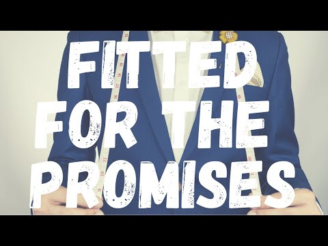 Getting Fitted For Marrying The Promise (Act 2 Scene 18)  INTO THE DAY ~ Ep. 74
