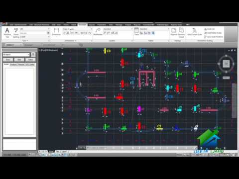 SHOP DRAWING USING ASD 2014 | Aldarayn Academy | Lec 4