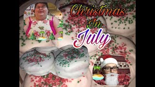 Xmas in July Simply Sara Recipe Sweet Treat!