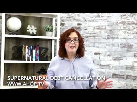Why I Believe in Supernatural Debt Cancellation