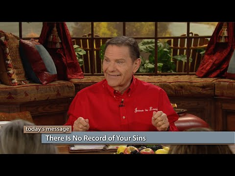 There Is No Record of Your Sins