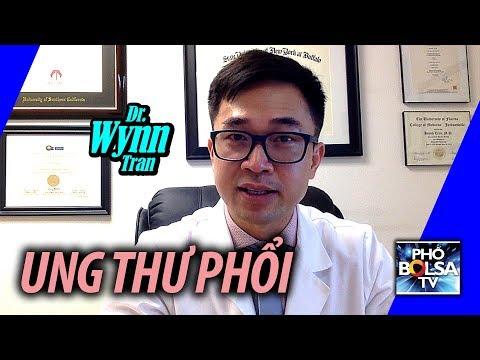 Bác sĩ Wynn Trần: Bệnh ung thư phổi