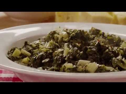 Southern Recipes - How to Make Collard Greens - UC4tAgeVdaNB5vD_mBoxg50w