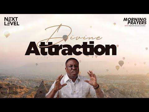 Next Level Prayers  Divine Attraction   Pst Bolaji Idowu  6th August 2021