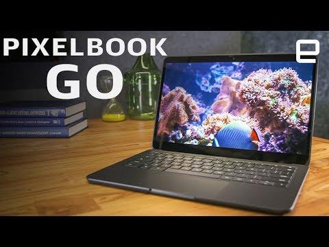 Google Pixelbook Go review: Function over form - UC-6OW5aJYBFM33zXQlBKPNA