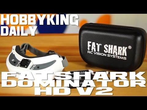 FatShark HD V2 FPV Goggles - HobbyKing Daily - UCkNMDHVq-_6aJEh2uRBbRmw