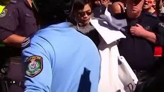Sinh viên TQ ở Sydney hò hét lên án biểu tình ở Hong Kong