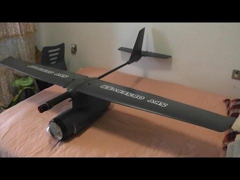 Sky Observer Long Range RC FPV UAV Aircraft - UCsFctXdFnbeoKpLefdEloEQ