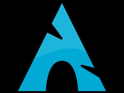 Arch Linux 2020 Distro Created From Live ISO