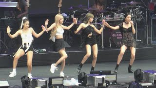190818 BLACKPINK - Kill This Love Live at Summer Sonic 2019 in Tokyo, Japan