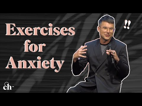 Exercises For Anxiety // Judah Smith