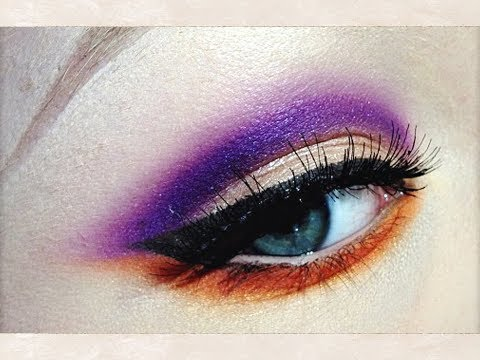 Bright Summer Party Makeup Tutorial - UCzTKskwIc_-a0cGvCXA848Q