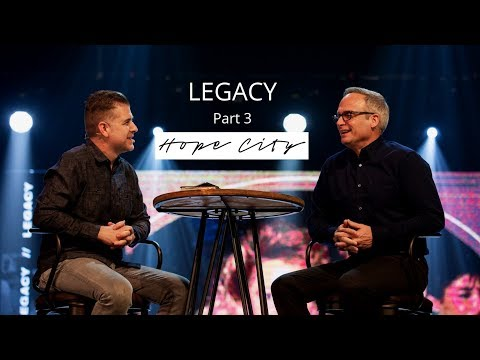 Legacy Part 3  Q&A with Pastor Lee Domingue