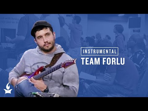 Team Forlu Instrumental -- The Prayer Room Live Moment