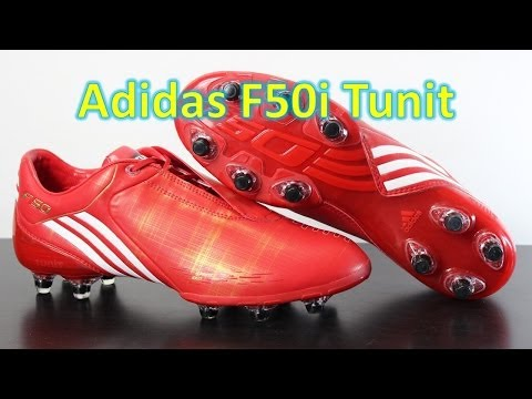 Adidas F50i Tunit - Retro Unboxing + On Feet - UCUU3lMXc6iDrQw4eZen8COQ