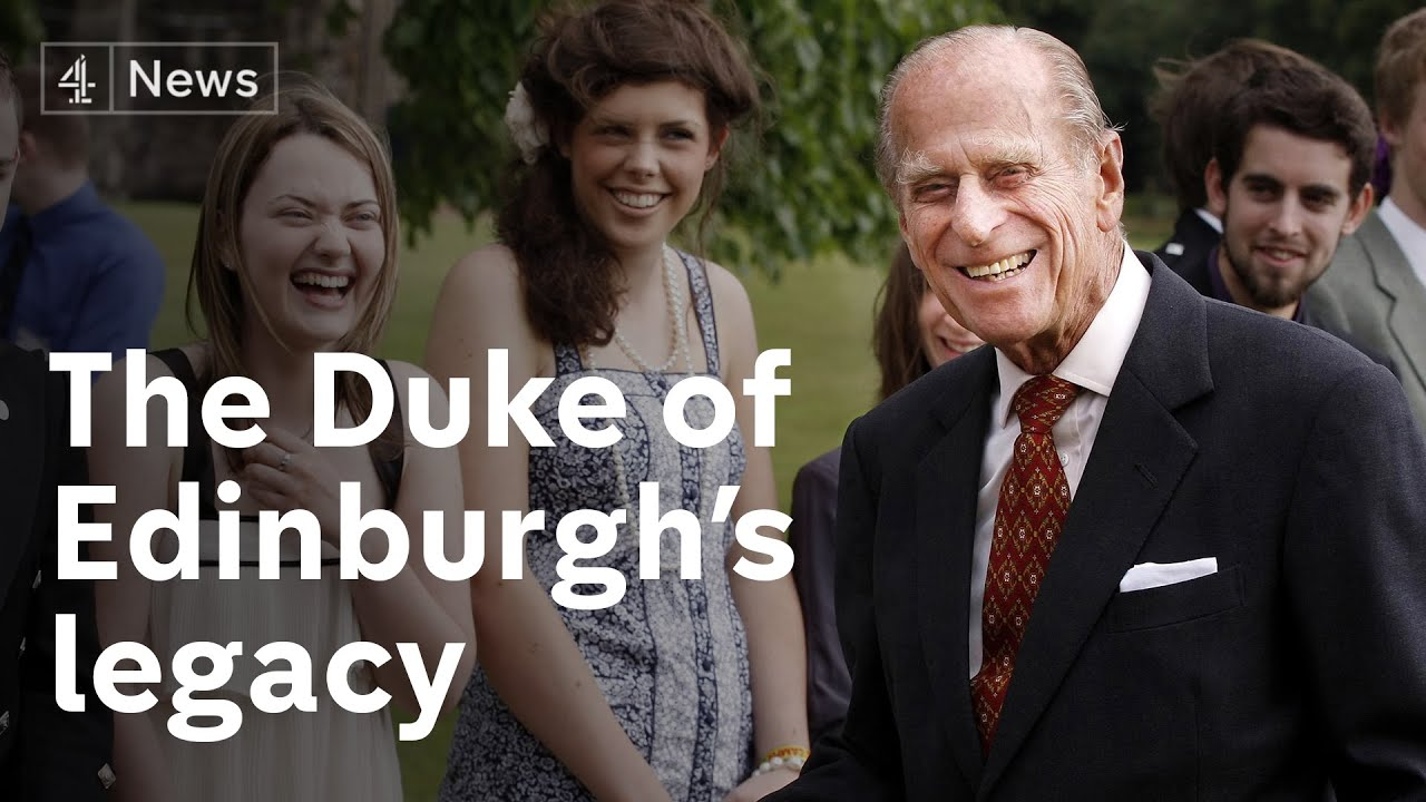 From the Duke of Edinburgh's Award to Accrington Camera Club: Prince Philip's lasting legacy