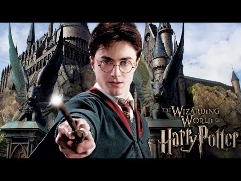 The Wizarding World Of Harry Potter - Universal Studios Hollywood Announcement - UCKy1dAqELo0zrOtPkf0eTMw