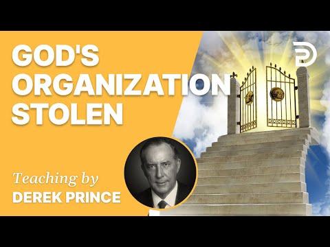 God's Organization Stolen #Shorts - Derek Prince