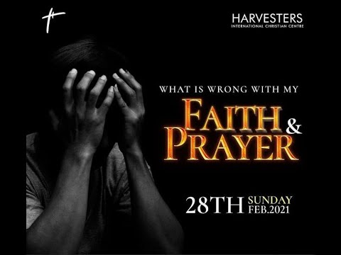 What Is Wrong With My Faith And Prayer Pst Bolaji Idowu   28th February  2021