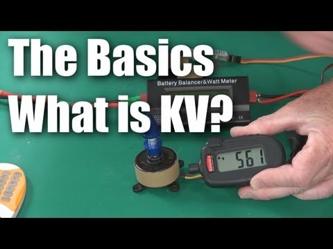 RC BASICS: What is KV? - UCahqHsTaADV8MMmj2D5i1Vw
