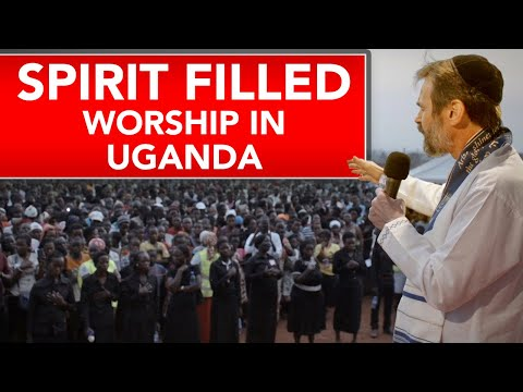 Spirit Filled Singing    God Moments