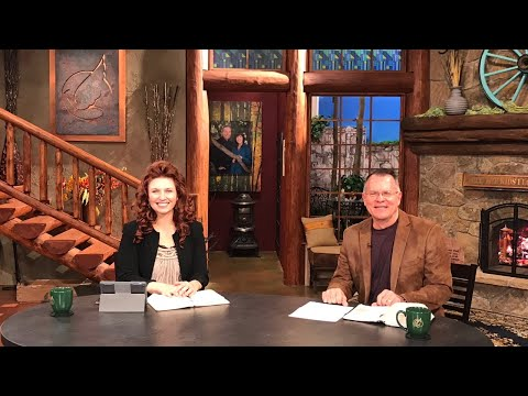 Charis Daily Live Bible Study: No More Vails! - Daniel Amstutz - October 5, 2020