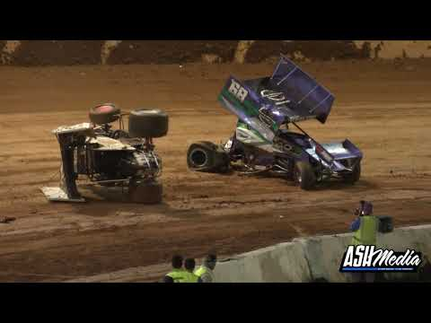 Thrills and Spills | 2nd May 2021: Archerfield Speedway - ECL Sprintcar Series R11 - dirt track racing video image
