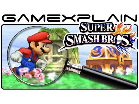 Super Smash Bros. Analysis: Smash Run (Secrets & Hidden Details - Wii U & 3DS) - UCfAPTv1LgeEWevG8X_6PUOQ