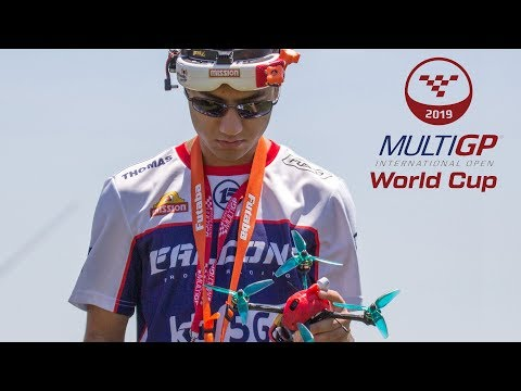 MultiGP IO MultiGP International Open World Cup 2019 - Drone Racing Vlog World Cup - UCOT48Yf56XBpT5WitpnFVrQ