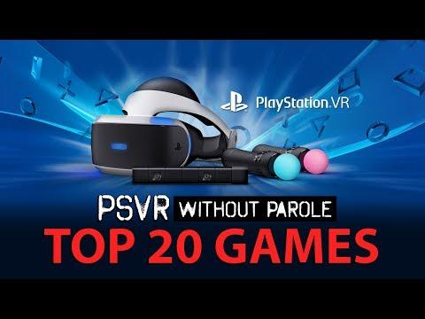 Top 20 PlayStation VR Games   May 17, 2018 - UCnsAq8DF3xfWjC9sm_r_h2w